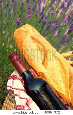 A Picnic In Provence