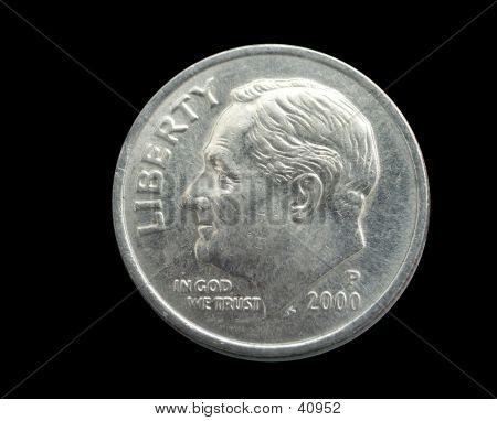 US Dime ($.10)