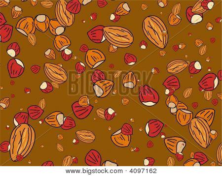 Nutty Wallpaper