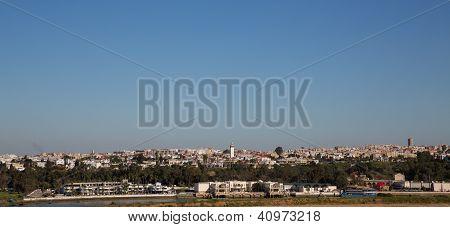 Rabat skyline