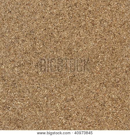 Sandy Brown Chipboard Seamless Texture Background
