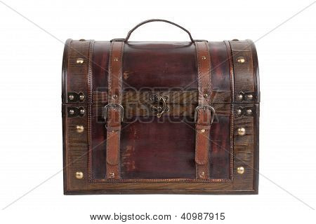 Vintage Bag Brown Color