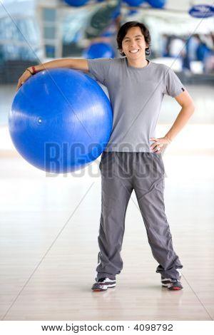 Gym Man - Pilates
