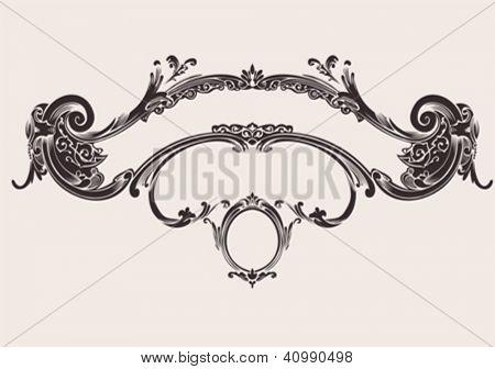 Royal Vintage Curves Banner