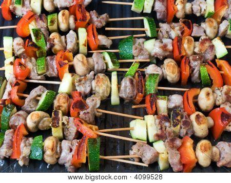 Grill Sticks