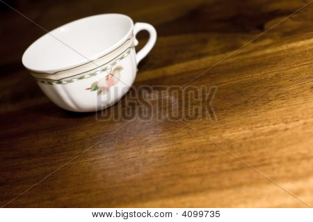 Teacup On Table
