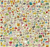 picture of pencil eraser  - Big School Icons Collection - JPG