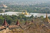 Mandalay City Scenery