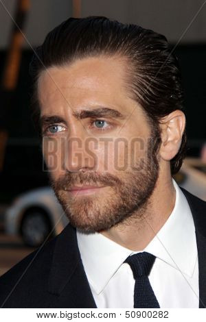 LOS ANGELES - SEP 12:  Jake Gyllenhaal at the