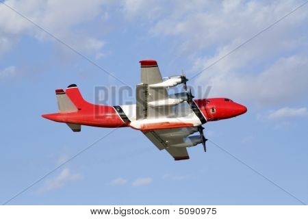 Unmarked Fireplane