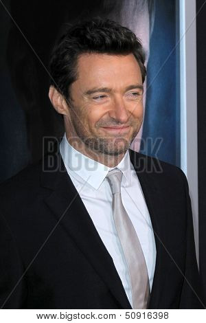 LOS ANGELES - SEP 12:  Hugh Jackman at the