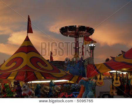 Carnaval Sunset