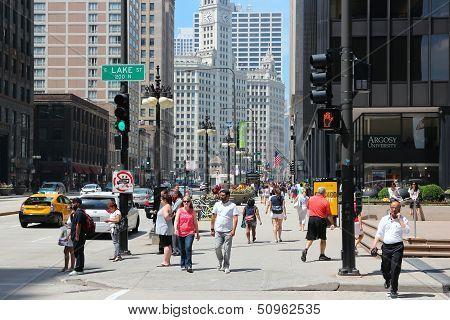 Chicago - Michigan Avenue