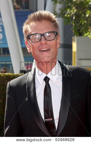 LOS ANGELES - SEP 15:  Harry Hamlin at the Creative Emmys 2013 - Arrivals at Nokia Theater on September 15, 2013 in Los Angeles, CA