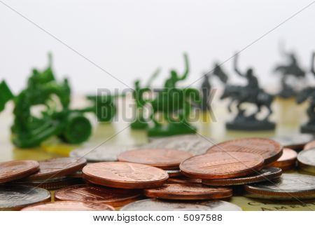 War And Money