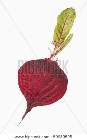 beet peeled of a peel