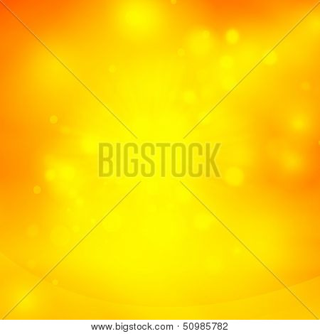 Shiny Yellow Background