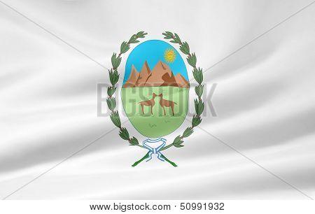 Flag of San Luis - Argentina