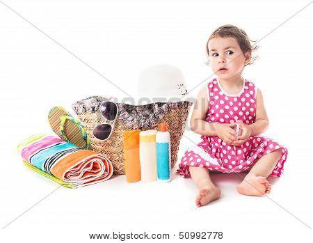 Summer Voyage With Children