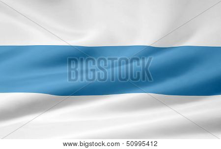 Flag of Tucuman - Argentina