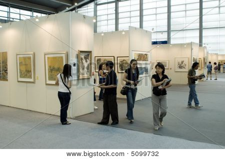 Chinese Culture Fair - Art Gallery
