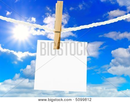 Sky And Note