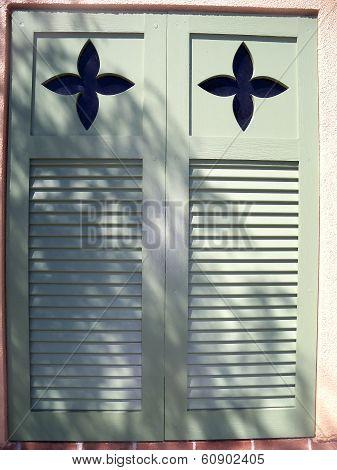 Key West Window Shutters