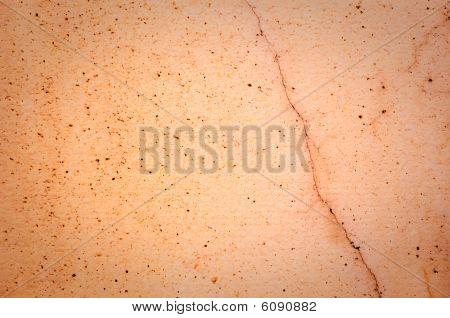 Grunge Cracked Stone Background.