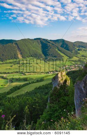 Slovakia Mountain