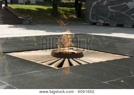 Monument Eternal Fire