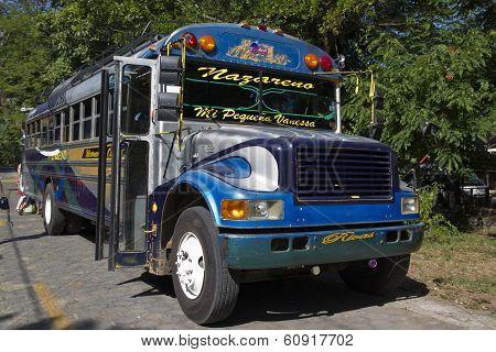 Chicken Bus, Central America
