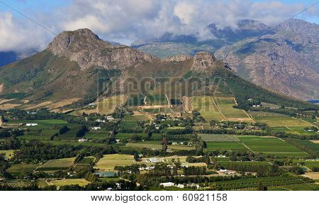 Franschhoek Mountains