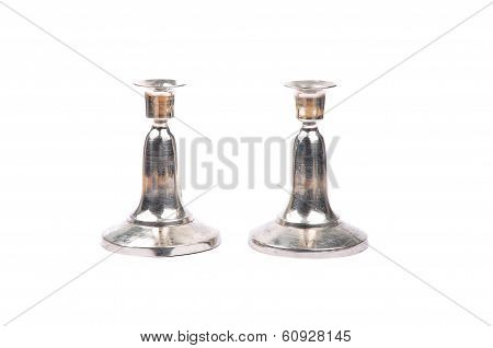 Two Candleholder