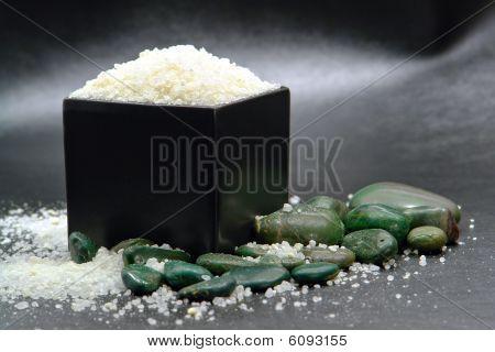 Bath Soap Salts In A Box Spa