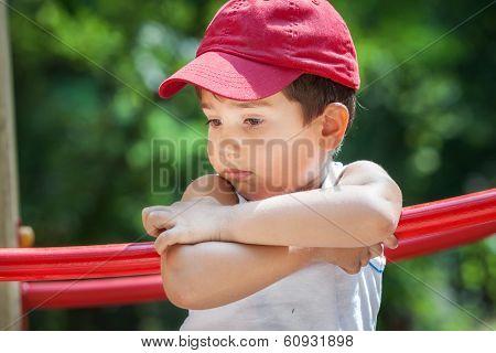 Portrait Of A 3-4 Years Boy