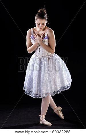 Bow Of A Ballerina