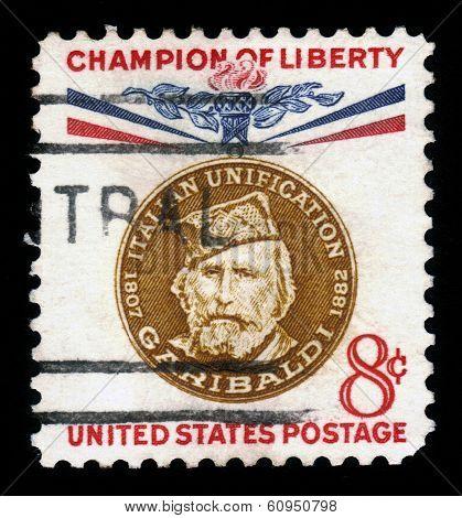 Giuseppe Garibaldi, Italian Patriot