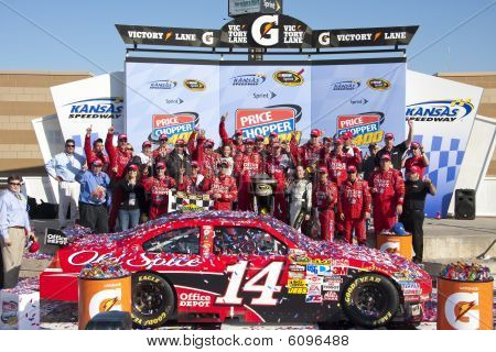 Nascar:  October 04 Price Chopper 400 Presented By Kraft Foods