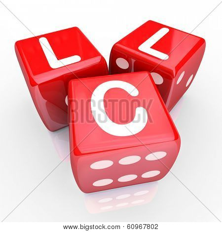 LLC Roll the Dice Bet Gamble on New Business Model