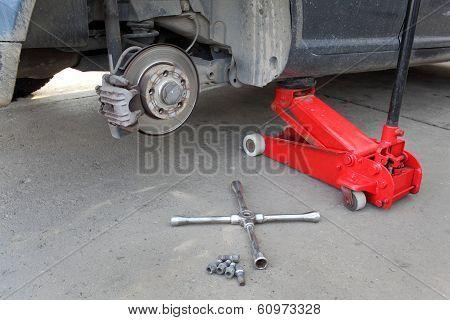 Automotive, Brakes