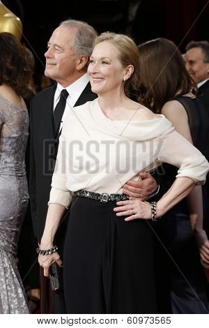 LOS ANGELES - MAR 2: Meryl Streep  at the 86th Annual Academy Awards at Hollywood & Highland Center on March 2, 2014 in Los Angeles, California