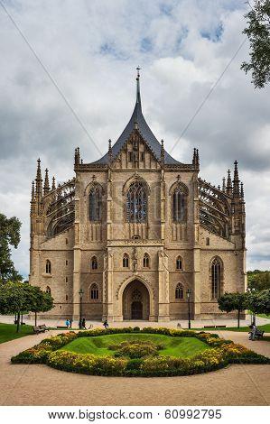 Saint Barbara's Church