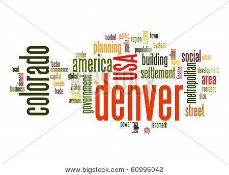 Denver Word Cloud