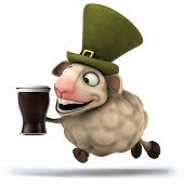 Sheep and stout