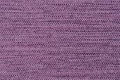 stock photo of lilas  - Closeup detail of purple fabric texture background - JPG