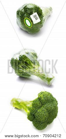 Broccoli From Supermarket