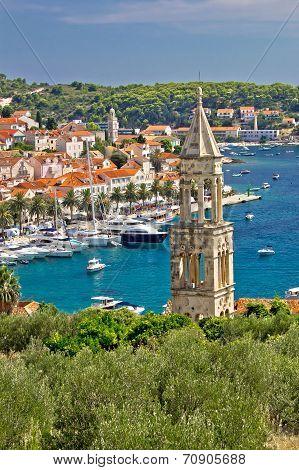 Town Of Hvar Yacht Harbor