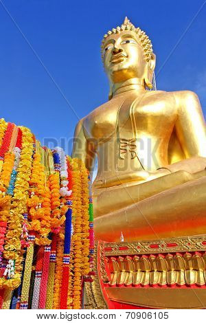 Big Buddha. Pattaya, Thailand