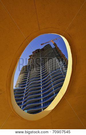 Modern Building Construction.