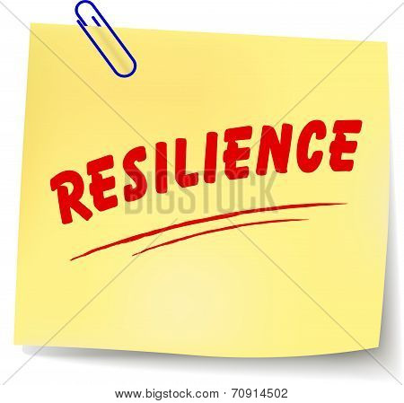 Resilience Message